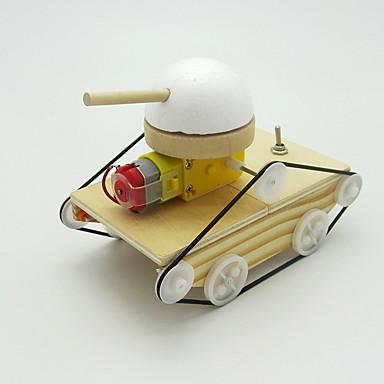 لعبة سيارات ألعاب تربوية دبابة اصنع بنفسك فتيات للأطفال هدية