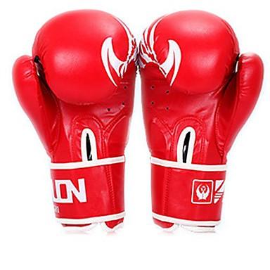 قفازات التمرين قفازات تمرين الملاكمة إلى التايكوندو الملاكمة Fitness اصبع كامل نفاذيه الرطوبة متنفس واقي
