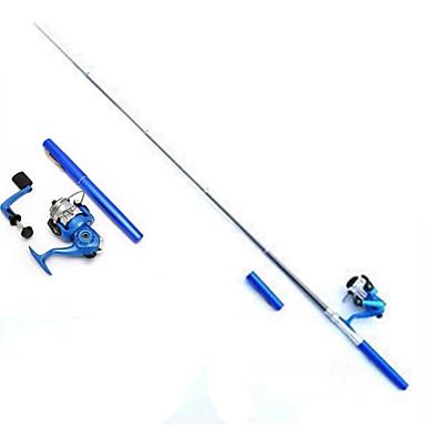 Undiță Iso Rod Μίνι καλάμι Καλάμι για fly fishing Iso Rod FRP Pescuit mare Pescuit cu Muscă Pescuit la Copcă Pescuit cu undițe tractate &