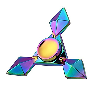 Spinner antistres mână Spinner Jucarii Tri-Spinner Focus Toy Ameliorează ADD, ADHD, anxietate, autism Stres și anxietate relief Birouri