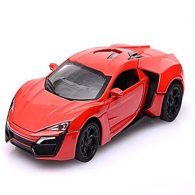 Vehicul cu Tragere Jucărie de Construit & Model Jucarii Metal