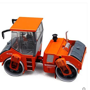 KDW Compactor Hydraulic Mining Shovel لعبة الشاحنات ومركبات البناء لعبة سيارات بلاستيك ألعاب هدية