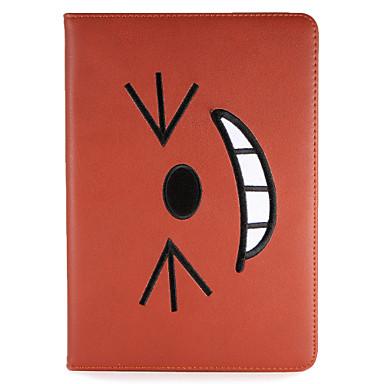 Maska Pentru Apple iPad Mini 4 iPad Mini 3/2/1 Cu Stand Întoarce Model Carcasă Telefon Desene Animate Greu PU piele pentru iPad Mini 4