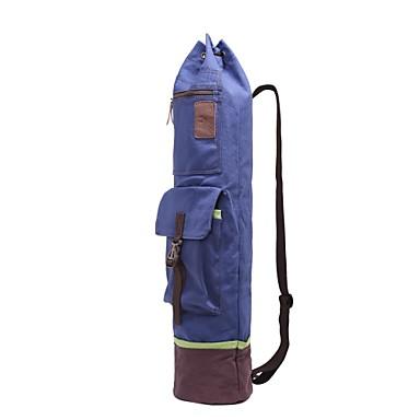60 L حقيبة سجادة اليوغا يوغا سريع جاف يمكن ارتداؤها مكتشف الرطوبة مقاومة الهزة متعددة الوظائف حزام الورك هاتف/Iphone كنفا