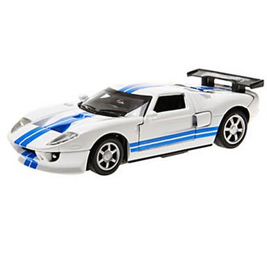 Spielzeug-Autos Modellauto Rennauto Auto Aufziehbare Fahrzeuge Simulation Unisex