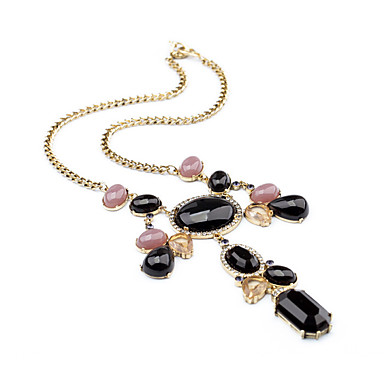 Pentru femei Toroane Coliere Cristal Design Unic Personalizat Euramerican Bijuterii Pentru Nuntă Petrecere