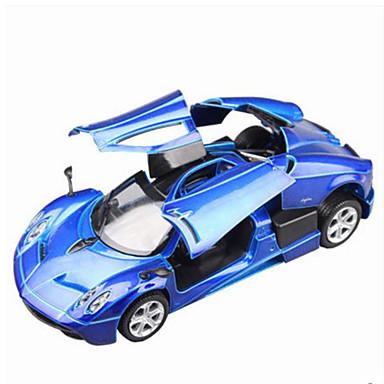 CAIPO Leluautot Lelut Malli auto Rakennusajoneuvo Lelut Musiikki ja valo Neliö Metalliseos Muovi Pieces Lasten Lahja