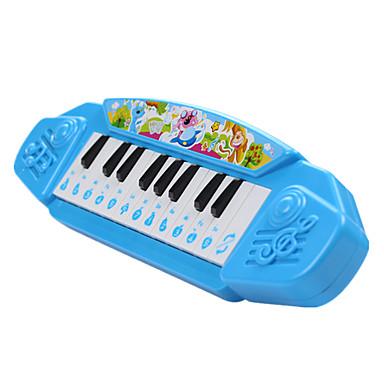 Musik Spielzeug Piano Elektronisches Keyboard Bildungsspielsachen Knete Piano Spaß Kinder Unisex