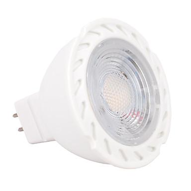 5W 430-450lm GU5.3(MR16) LED ضوء سبوت MR16 6 الخرز LED SMD 2835 تخفيت أبيض دافئ أبيض كول 12V