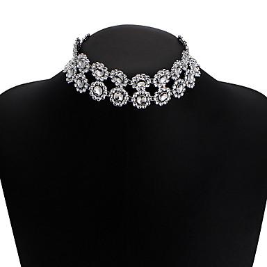 Pentru femei Αστέρι Diamant sintetic Aliaj Coliere Choker - Aliaj Design Unic Bikini Αστέρι Coliere Pentru Nuntă Petrecere Zilnic Casual