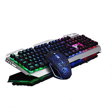 podświetlenie gier Pendrive'y podświetlenie klawiatury i myszy 2 2500dpi pękanie elementów zestawu