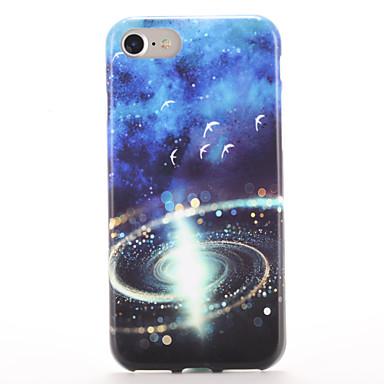 tok Για Apple iPhone 7 Plus iPhone 7 Με σχέδια Πίσω Κάλυμμα Ουρανός Τοπίο Μαλακή TPU για iPhone 7 Plus iPhone 7 iPhone 6s Plus iPhone 6s