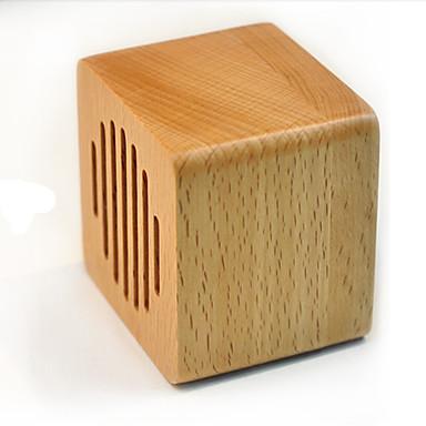 Spieluhr Spielzeuge Quadratisch Holz Stücke Unisex Geschenk