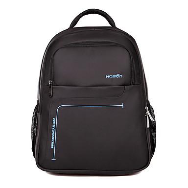 Hosen HS-309 15 tuuman kannettavan tietokoneen laukku unisex nylon vedenpitävä hengittävä olkalaukku yrityskäyttöön tarkoitetun ipad