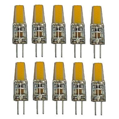 1.5W G4 LED Bi-Pin lamput T 1 LEDit COB Koristeltu Lämmin valkoinen Valkoinen 100-150lm 2700-3500/6000-6500K AC220V