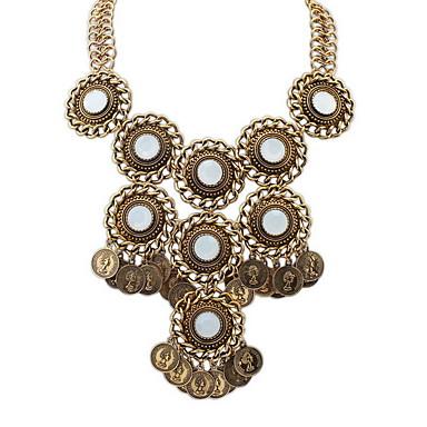 للمرأة القلائد بيان مجوهرات مجوهرات كريستال جوهرة سبيكة euramerican في موضة شخصية مجوهرات من أجل حزب مناسبة خاصة هدية