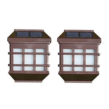 0.5W LED-schijnwerperlampen Oplaadbaar Waterbestendig Buitenverlichting Gang/trappenhuis Koel wit
