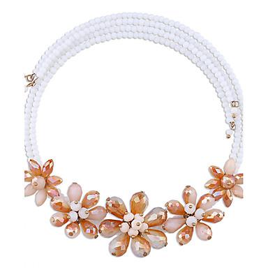 Pentru femei Toroane Coliere Adorabil Personalizat Cute Stil Euramerican Bijuterii Pentru Nuntă Petrecere 1 buc