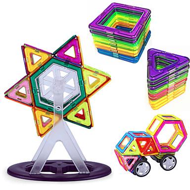 Mágneses játékok Építőkockák 3D építőjátékok mágneses Blocks Mágneses Building szettek Tudományos játékok Stresszoldó Fejlesztő játék 93