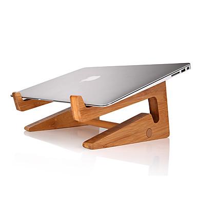 Stativ pentru laptop Macbook Laptop Tableta Other De lemn Macbook Laptop Tableta