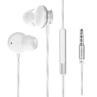 ل الهاتف المحمول الكمبيوتر الرياضية اللياقة البدنية في الأذن السلكية البلاستيك 3.5 ملليمتر مع ميكروفون الضوضاء إلغاء
