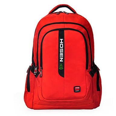 Hosen hs-150 15-calowy komputerowy torba na laptopa wodoodporna odporna na wstrząsy oddychająca nylonowa torba na ramię na notebook i