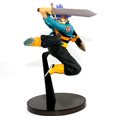 عمل أرقام أنيمي مستوحاة من كرة التنين Goku PVC CM ألعاب تركيب دمية لعبة