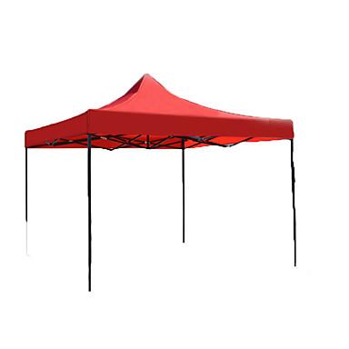 مأوى دفيئة وقاء للنبتات واقي للتخييم منفرد خيمة التخييم غرفة واحدة طية خيمة مقاوم للماء الأشعة فوق البنفسجية مقاوم إلى تخييم حديد CM