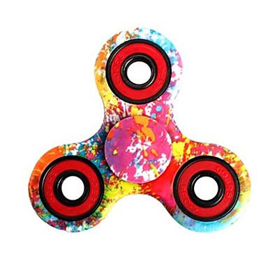 Fidget Spinners Przędzarka ręczna Zabawki Tri-Spinner Wysoka prędkość Stres i niepokój Relief Zabawki biurkowe Zwalnia ADD, ADHD,