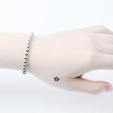 Silber magnetische Kugel / Perle Magnete (Satz von 80) diy Spaß Dekompression kreative Schmuck magnetischen Halskette magnetischen Armband
