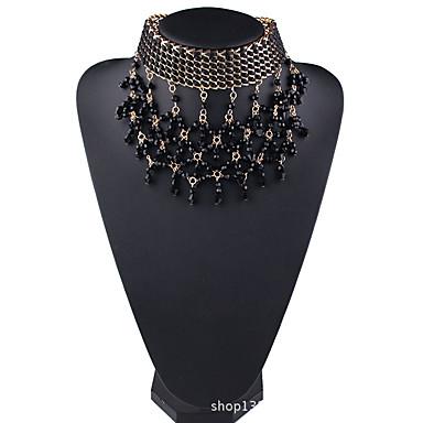 Γυναικεία Κολιέ κασκόλ Κοσμήματα Κοσμήματα Πετράδι Κράμα Μοντέρνα Euramerican Κοσμήματα Για Πάρτι