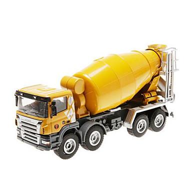 Constructievoertuig Bulldozer Graafmachine Speelgoedtrucks & Constructievoertuigen Speelgoedauto's Modelauto 01:50 Simulatie Unisex