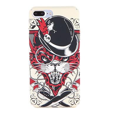 Maska Pentru iPhone 7 Plus iPhone 7 iPhone 6s Plus iPhone 6 Plus iPhone 6s iPhone 6 Apple Model Capac Spate Desene Animate Greu PC pentru