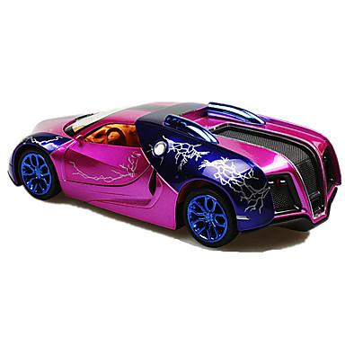 Terugtrekvoertuigen Racewagen Speeltjes Speeltjes Metaal Stuks Unisex Geschenk