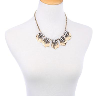 Pentru femei Toroane Coliere Cristal Adorabil Personalizat Cute Stil Euramerican Bijuterii Pentru Nuntă Petrecere