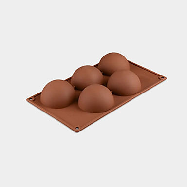 Forma do pieczenia Na lodzie dla czekolady na chleb o cukierki Silikon