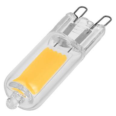 G9 LED Doppel-Pin Leuchten T 1 LEDs COB Warmes Weiß Kühles Weiß 110-200lm 3000/6000K AC230V