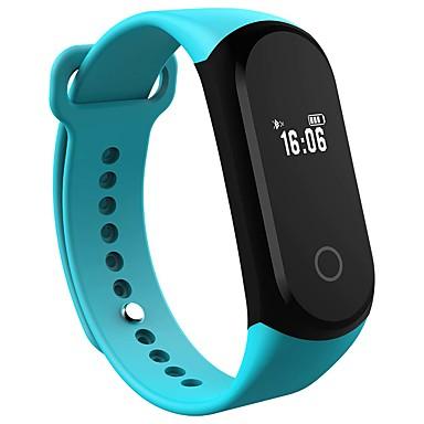 vv A16 miesten nainen älykäs rannekkeen / SmartWatch / bluetooth IP67 syke unen seurata askelmittari ranneke kello katsella iOS android