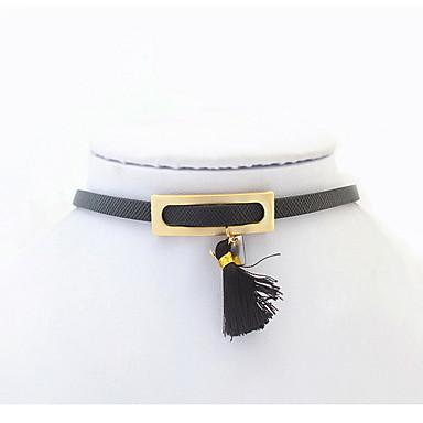 Damen Halsketten Schmuck Schmuck Aleación Personalisiert Euramerican Modisch Schmuck Für Party Besondere Anlässe