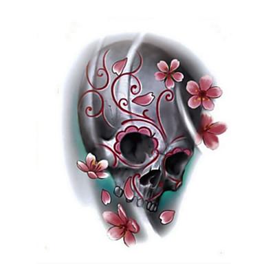 Tatoeagestickers Overige Non Toxic WaterproofDames Heren Tiener Tijdelijke tatoeage Tijdelijke tatoeages