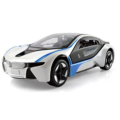 Speelgoedauto's Racewagen Automatisch Muziek en licht Unisex