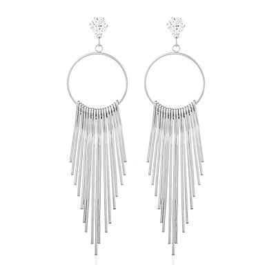 Cercei Set Cristal La modă Personalizat Bijuterii Pentru Nuntă Petrecere Zi de Naștere 1 pereche