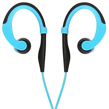 Pisen Kopfhörer für Handy 3.5mm In-Ear mit Mikrofon Lautstärkeregler verdrahtet