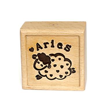 الصندوق الموسيقي ألعاب مربع خشب قطع للجنسين هدية