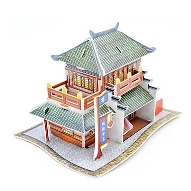 3D-puzzels Plezier Hout Klassiek