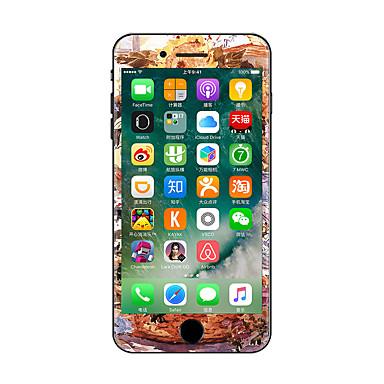 1 kpl Kalvotarra varten iPhone 7 Plus iPhone 7 iPhone 6s Plus/6 Plus iPhone 6s/6 iPhone SE/5s/5 iPhone 5 iPhone 4/4s Naarmunkestävä Kukka