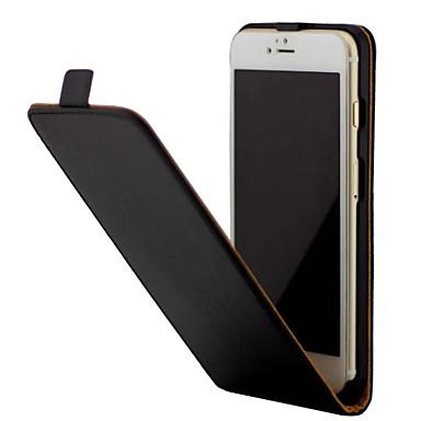 Maska Pentru Apple iPhone 7 Plus iPhone 7 Anti Șoc Întoarce Carcasă Telefon Culoare solidă Greu PU piele pentru iPhone 7 Plus iPhone 7