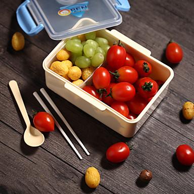1 Bucătărie Plastic Cutii de Prânz