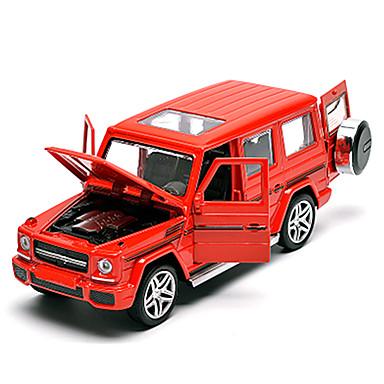 Terugtrekvoertuigen Speeltjes Modelbouw & constructiespeelgoed Automatisch Metaal