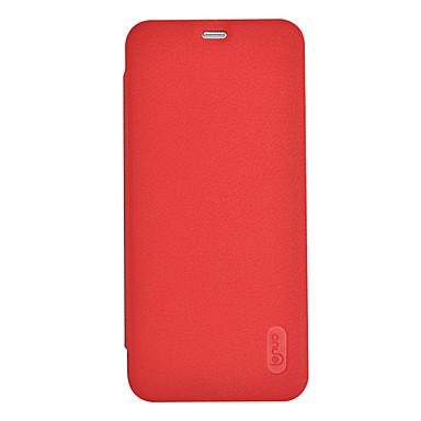Maska Pentru Samsung Galaxy S8 Plus S8 Titluar Card Întoarce Ultra subțire Carcasă Telefon Culoare solidă Moale PU piele pentru S8 Plus